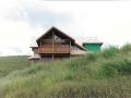 residência em madeira
